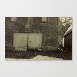 """""""Bike Shop"""" Canvas Print"""
