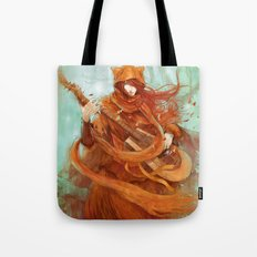 wandering minstrel Tote Bag