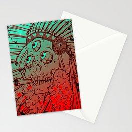 Chief Canoe Stationery Cards