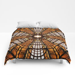 Chamber of Gold Comforters