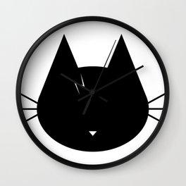 Harry Meowtter Wall Clock