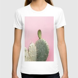Cacti and pink II T-shirt