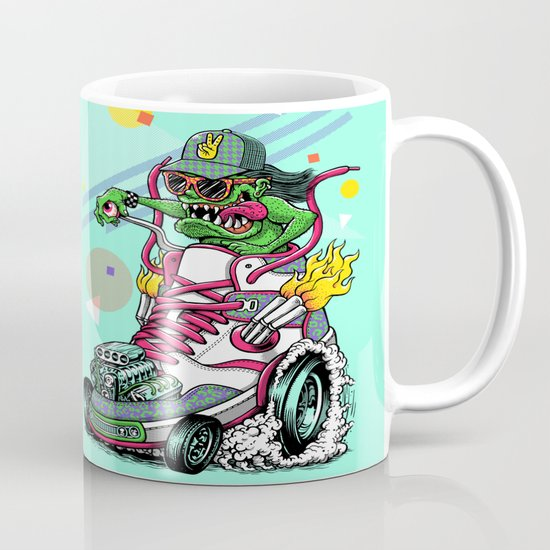 RIDE IT, KICK IT! Mug
