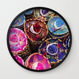 Sombrero's Enough For All Wall Clock