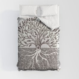 Tree of Life as above so below Comforters