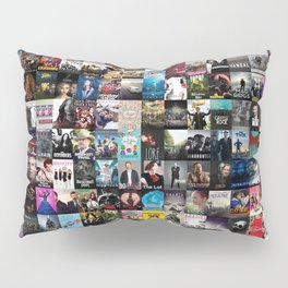Cable Television Series Pillow Sham