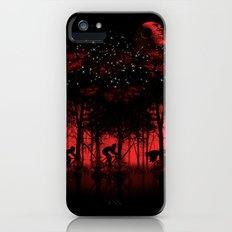 Tour de l'espace iPhone (5, 5s) Slim Case