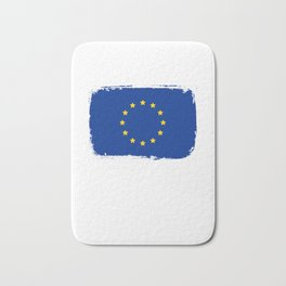 European Union Flag, EU Flag Bath Mat