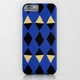 Maori Blue iPhone Case