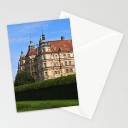 castle of Güstrow 4 Stationery Cards