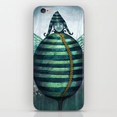 A Tizzen iPhone & iPod Skin