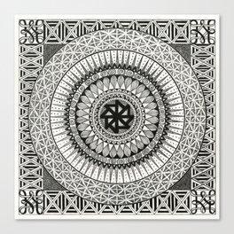 Mandala3 Canvas Print