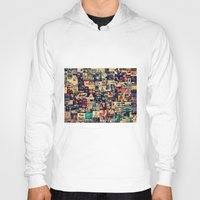 movies Hoodies featuring I Like Movies by ezop