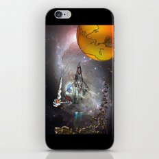Stealth Bomber iPhone & iPod Skin