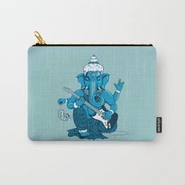 Ganesha rocks ! (v3) Carry-All Pouch