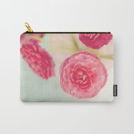 Flowers really do intoxicate me. Vita Sackville-West Carry-All Pouch