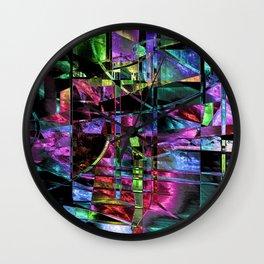 Refractor Wall Clock