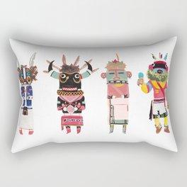Kachinas Rectangular Pillow