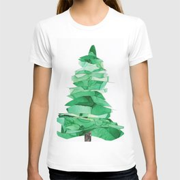 You are evergreen T-shirt