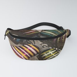 Christmas Bells Fanny Pack