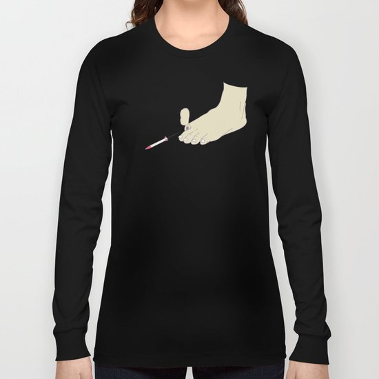 Missile Toe Long Sleeve T-shirt