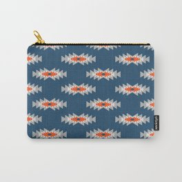 Minimal ethnic pattern Carry-All Pouch