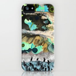 Raven of the Sea iPhone Case