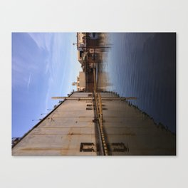 Side Show Canvas Print
