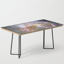 Pixel Nebula Coffee Table