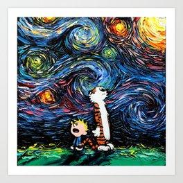 Painting Vincent van Gogh Art Print