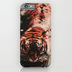 Tiger in the Water Painting Slim Case iPhone 6s