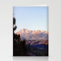 colorado Stationery Cards featuring Colorado by wendygray