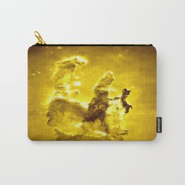 Yellow neBUla  Carry-All Pouch