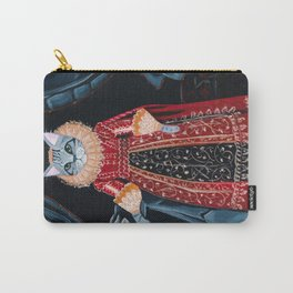 Lady Tabby Siverly Carry-All Pouch
