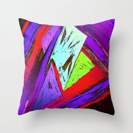 The fast trap 2 Throw Pillow