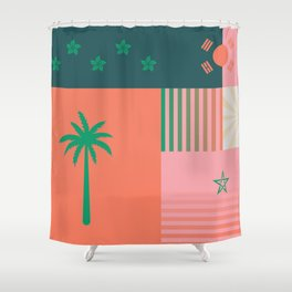 Optimism Shower Curtain