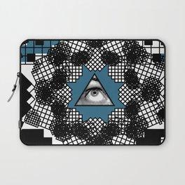 Eye Floated Dreamcatcher Laptop Sleeve