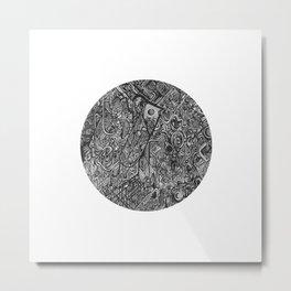 Afterworld Equations Metal Print