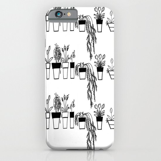 Plants iPhone & iPod Case
