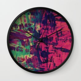 Filaments of Time Wall Clock