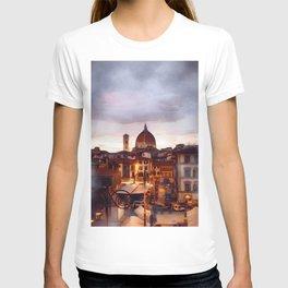 An Evening in Florence T-shirt