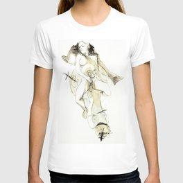 Tristan Corbière, Thick Black Trace, Pudentiane T-shirt