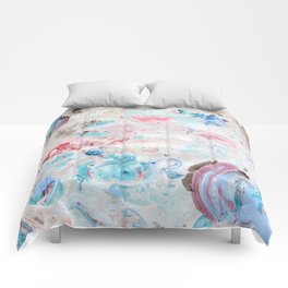 Marble Pattern-v1 Comforters