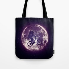 E.T.B. (variant 2) Tote Bag
