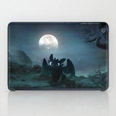 TOOTHLESS halloween iPad Case