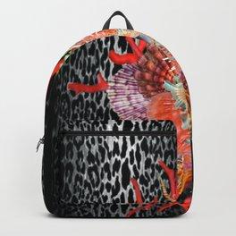 Leopard La Mer Backpack
