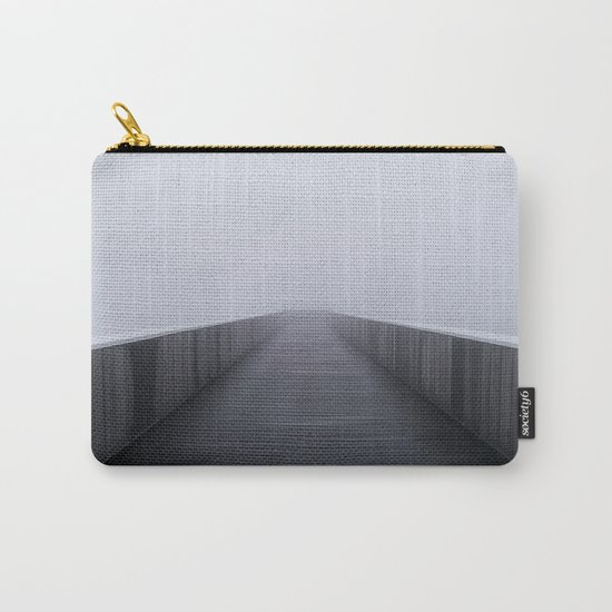 """""""Fog in the bridge"""" Carry-All Pouch"""