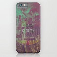 Luqaiot Kittitas Slim Case iPhone 6s