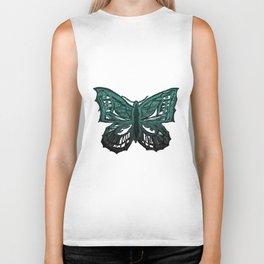The Beauty in You - Butterfly #3 #drawing #decor #art #society6 Biker Tank