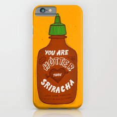 Sriracha Valentine Slim Case iPhone 6
